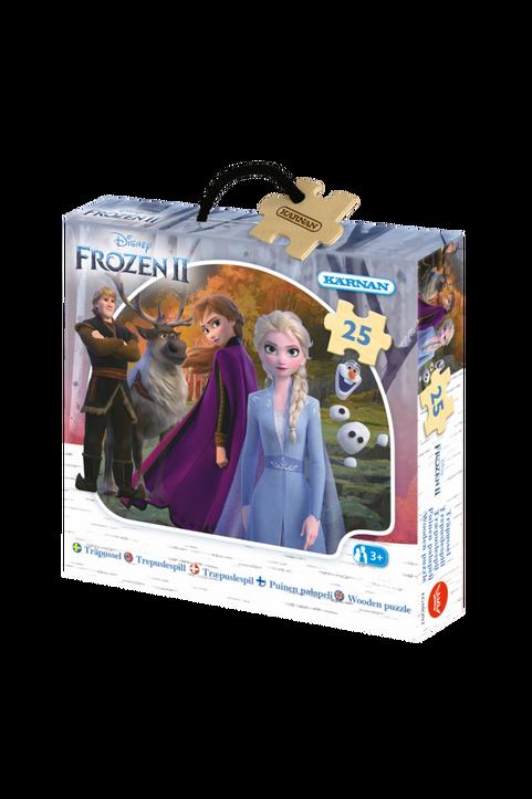 Askpussel trä Disney Frozen II