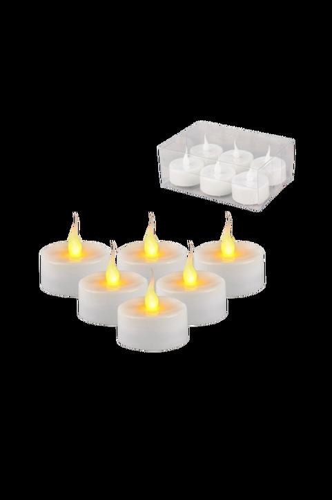 Värmeljus LED 6-pack