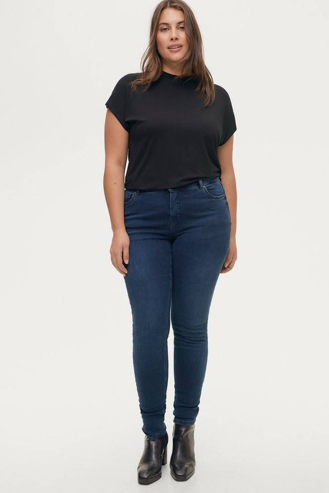 Zizzi Jeans jPosh Amy Long Super Slim