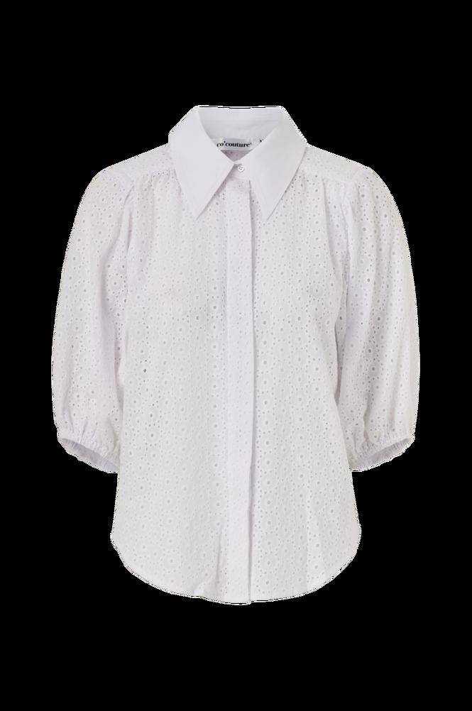 co'couture Bluse Briela Anglaise Shirt