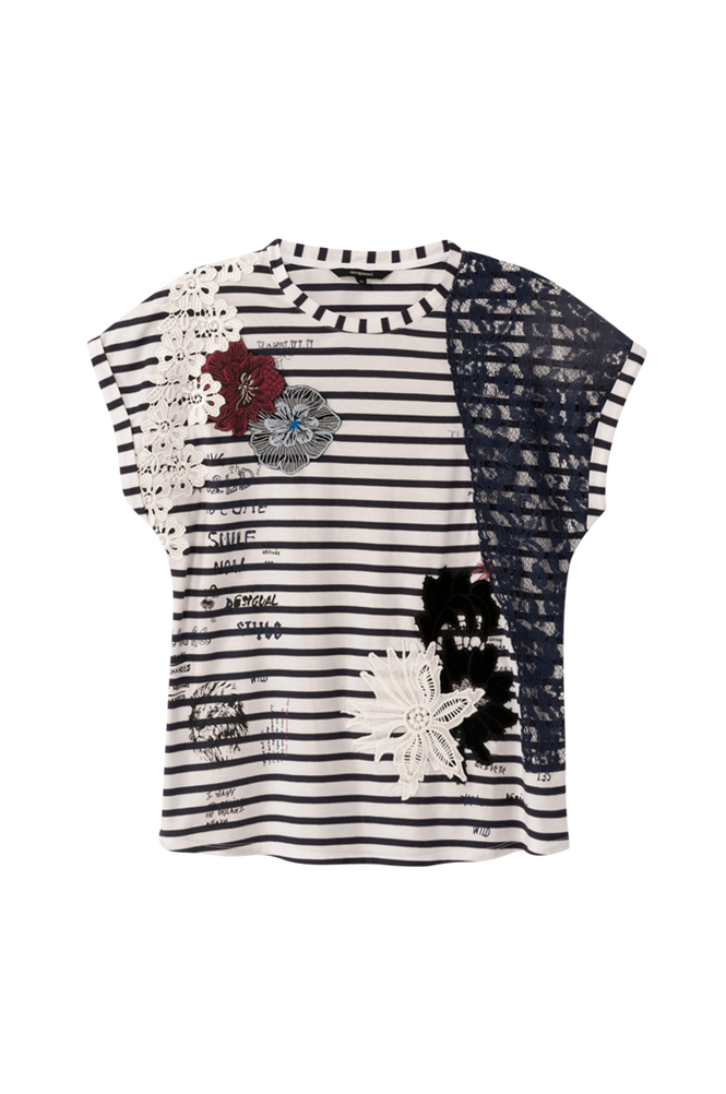 Desigual Top TS_Refresh