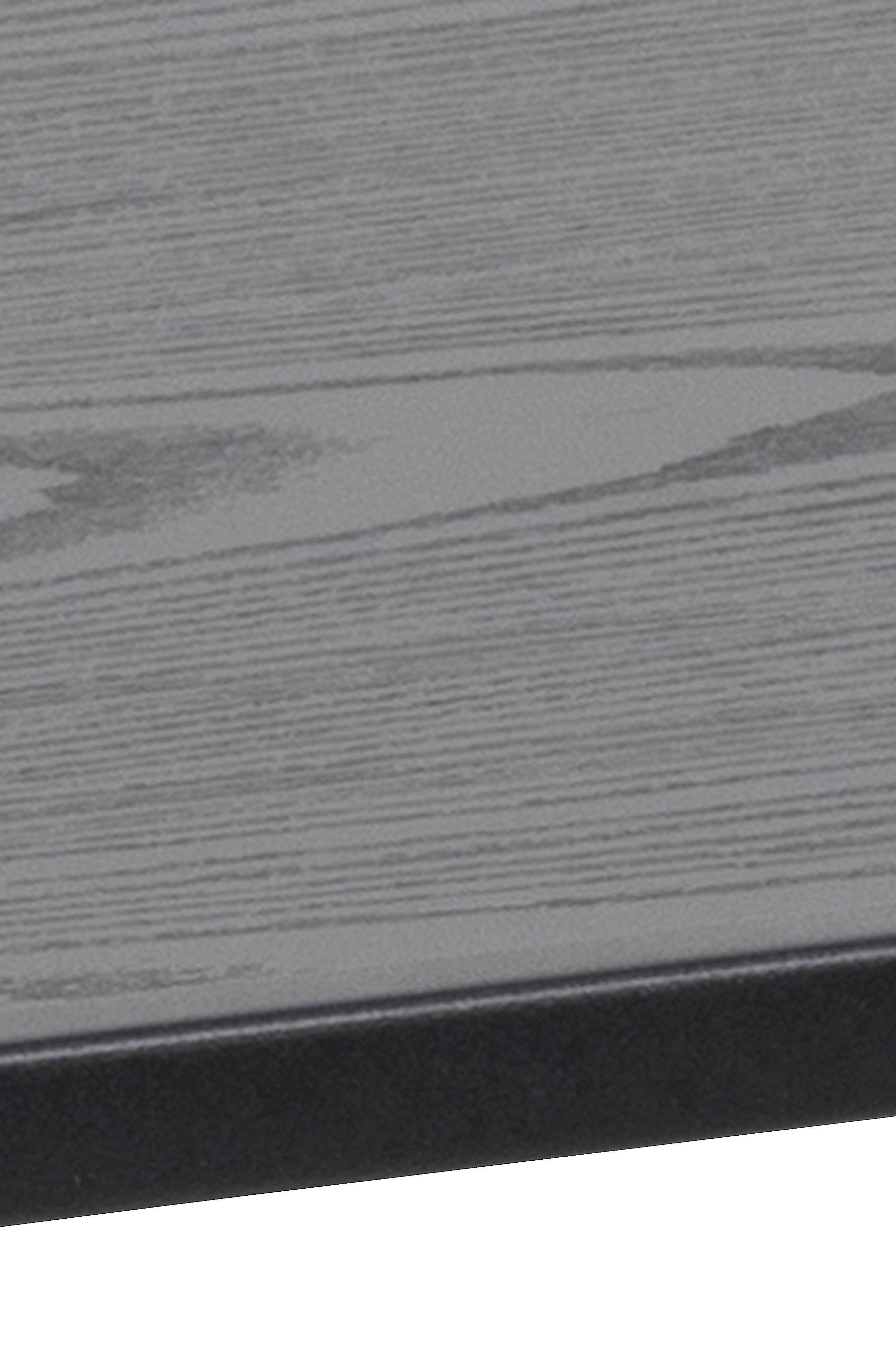 NORDFORM Soffbord Seaford, 50 x 100 cm Svart Soffbord