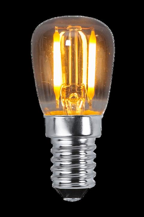 LED E14 T26 30lm Smoke