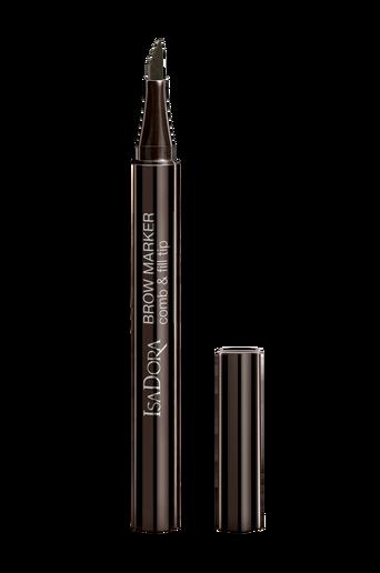 Brown Marker comb & fill tip