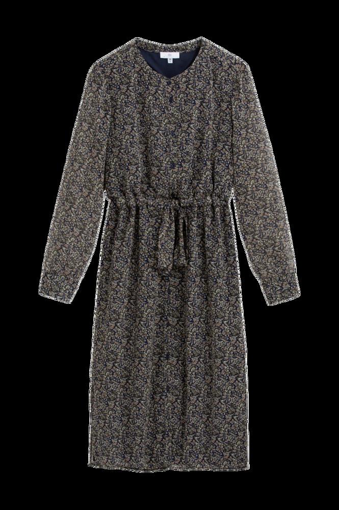 La Redoute Mønstret kjole med lukning foran