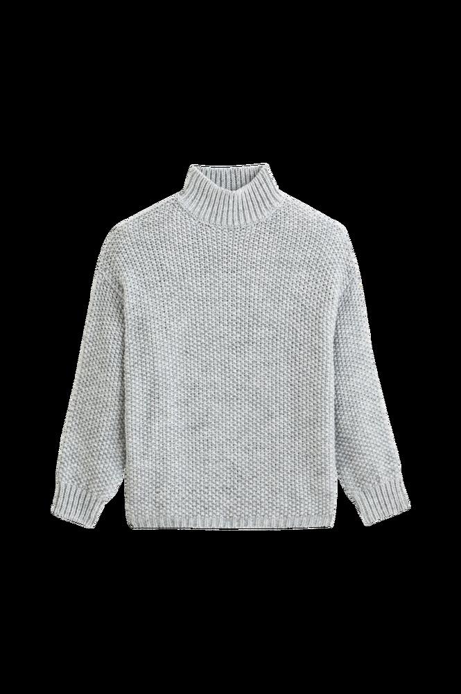 La Redoute Trøje i genindvundet polyester, med høj krave
