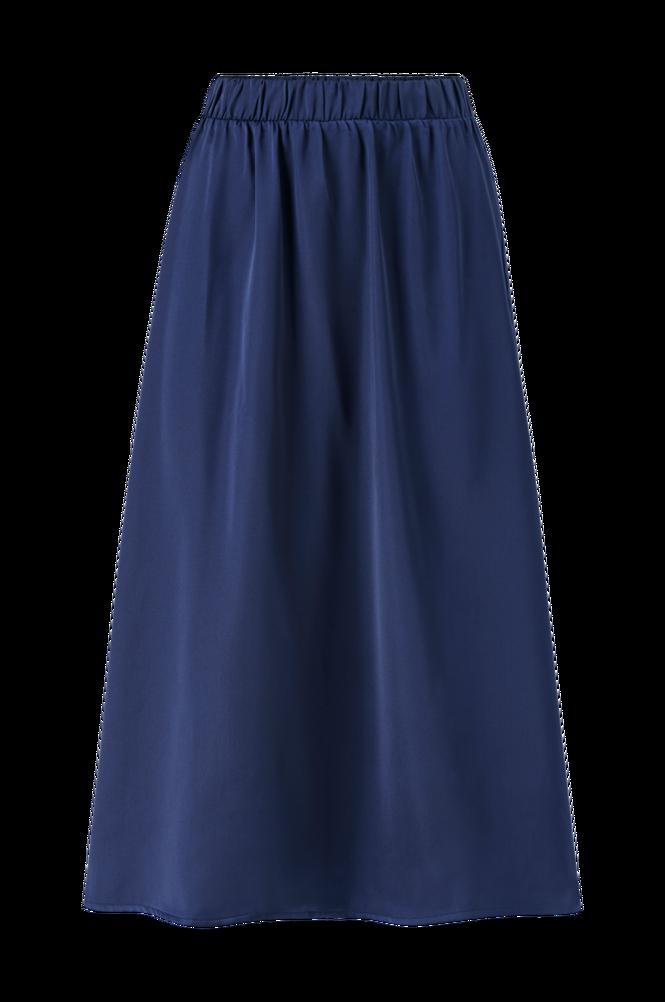 Y.A.S Nederdel Marina HW Midi Skirt