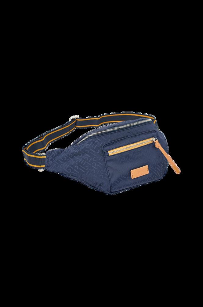Esprit Bæltetaske med monogramprint