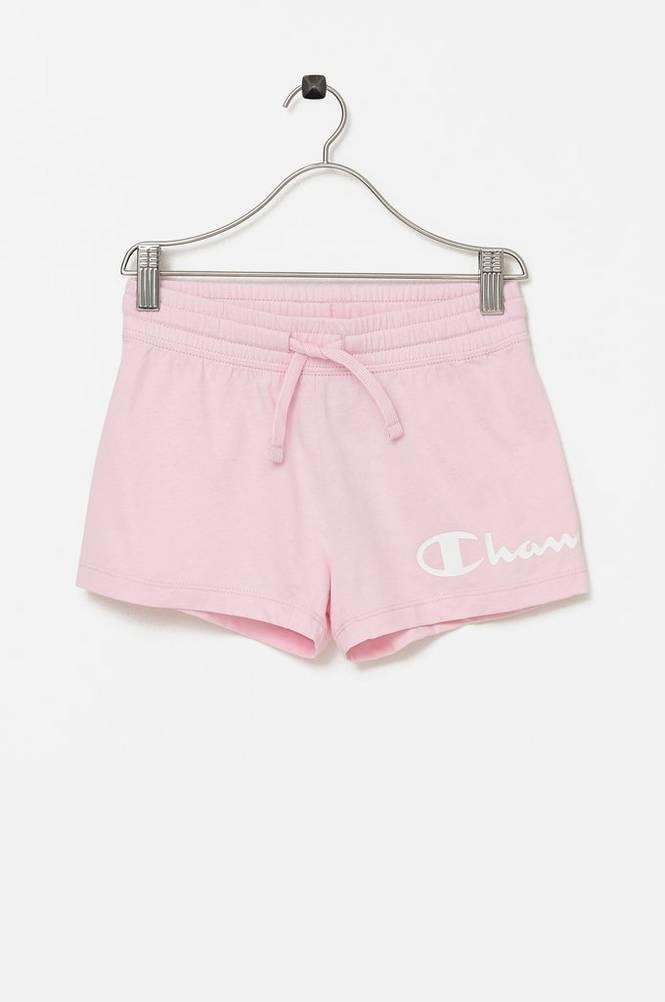 Champion Shorts i bomuldsjersey