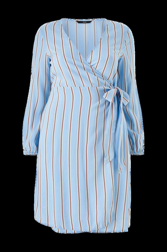 Vero Moda Curve Slå om-kjole vmIda LS Dress
