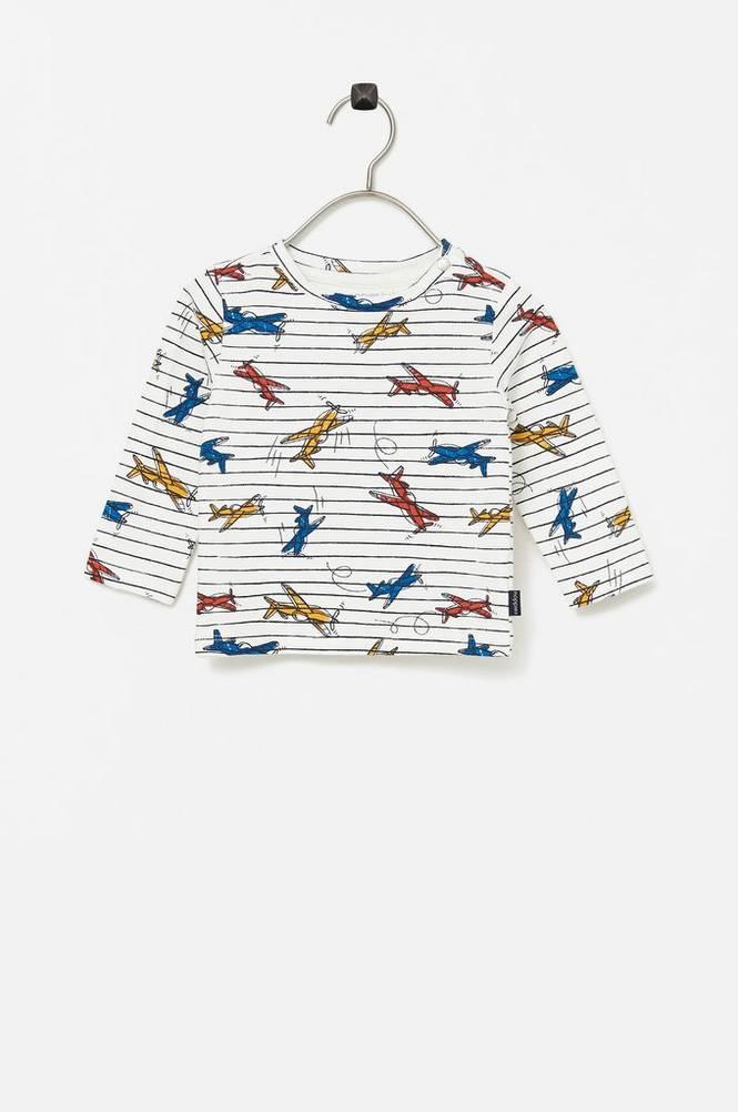 Noppies T-shirt B Regular T-shirt Ls Apollo
