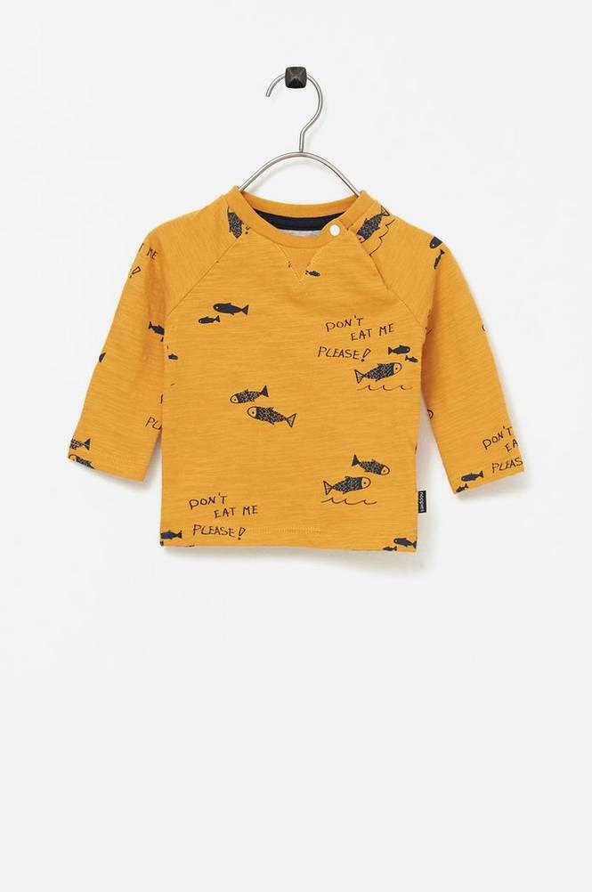 Noppies T-shirt B Regular T-shirt LS Mauldin Aop