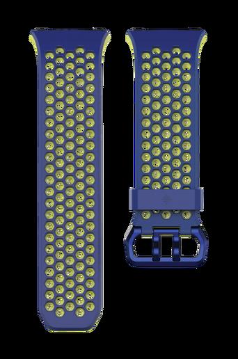 Ionic vaihtoranneke Blue/Yellow L