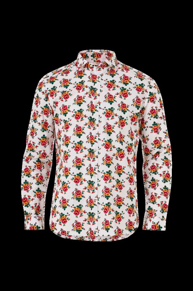 jack & jones Skjorte jprBla Smith Flower Shirt L/S Pre, slim fit
