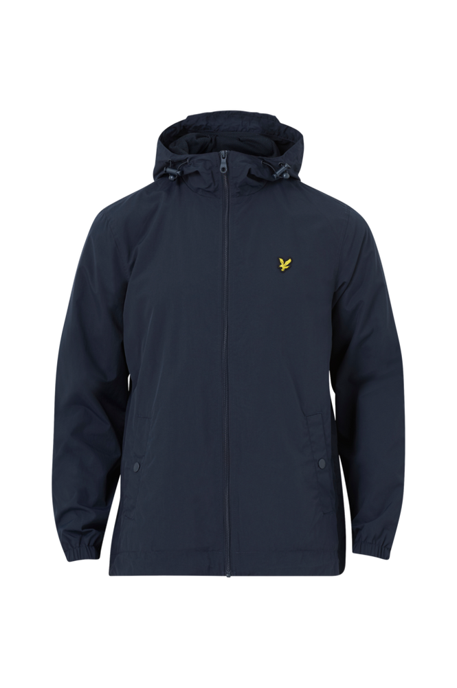 Lyle & Scott Jakke Zip Through Hooded Jacket