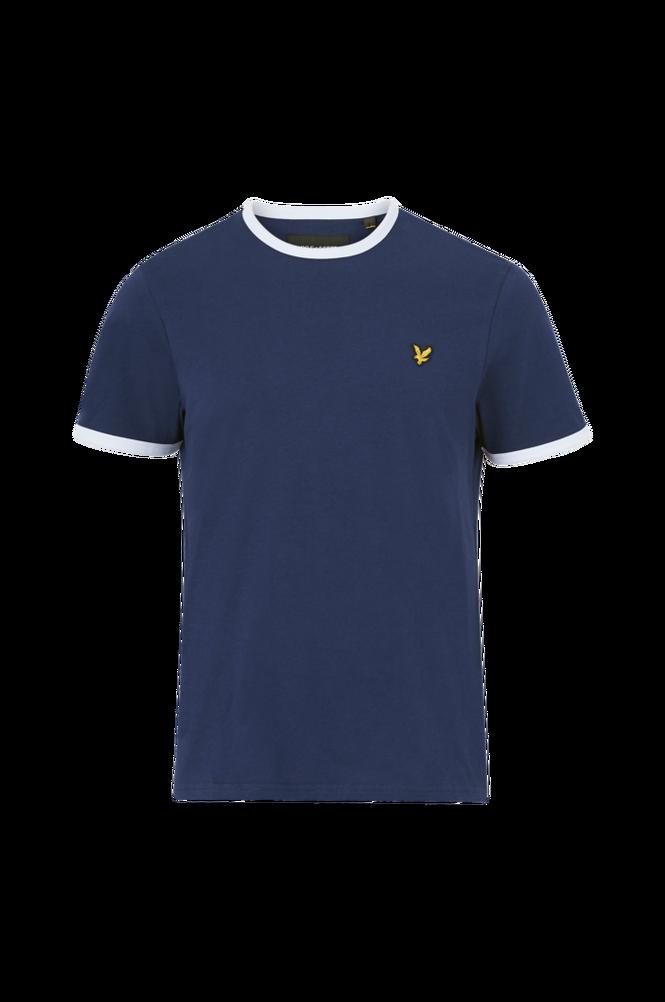 Se Lyle & Scott T-Shirt Ringer T-Shirt ved Ellos