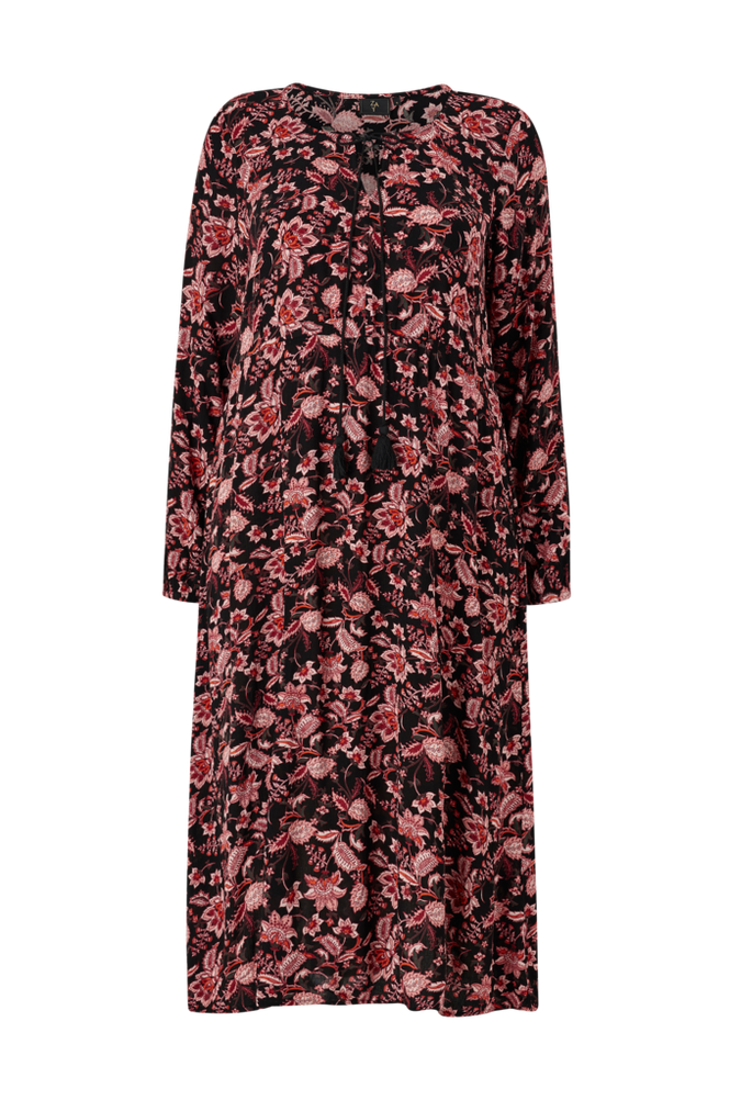 ZAY Kjole yAfroditte L/S Dress Maxi