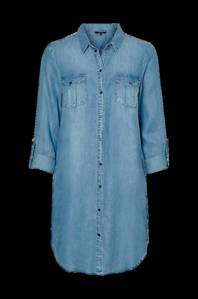 Vero Moda Kjole vmSilla LS Short Dress