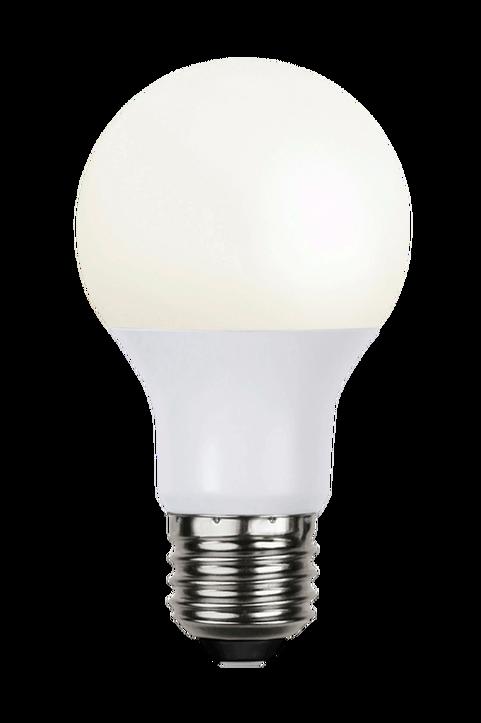 Ljuskälla E27 LED Normal Opal 9W