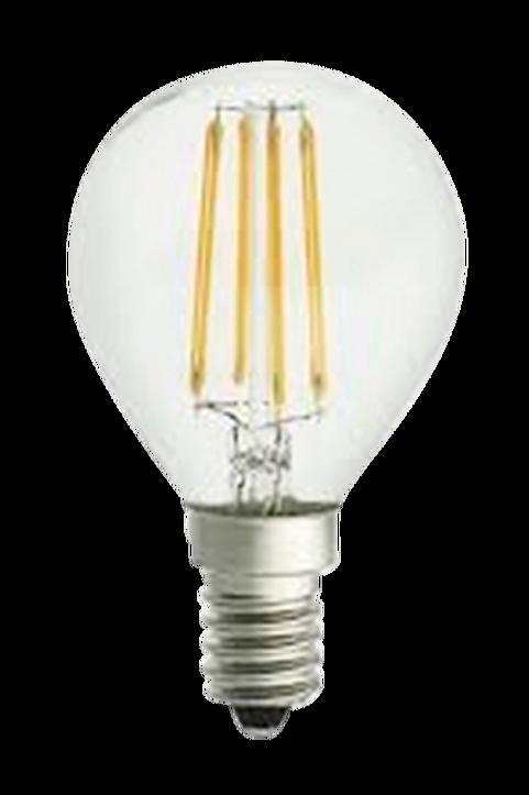 LED dimbar klot, E14, 4W, Ø 45mm