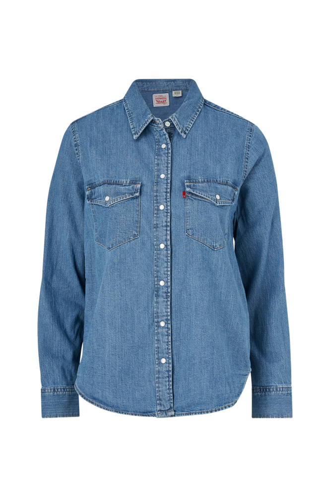 Levi's Jeansskjorte Essential Western Going Steady