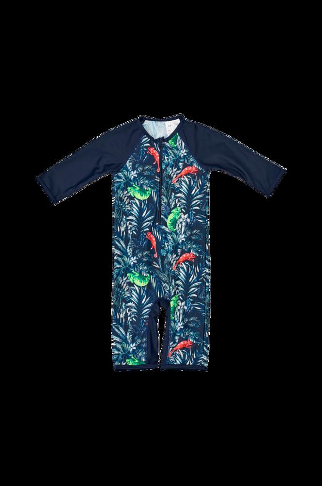 Se Name it UV-dragt nmmZak 34 SL UV Swimsuit ved Ellos