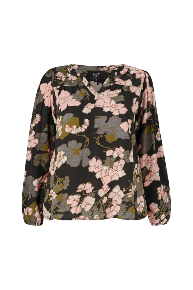 Zoey Bluse Everly Blouse