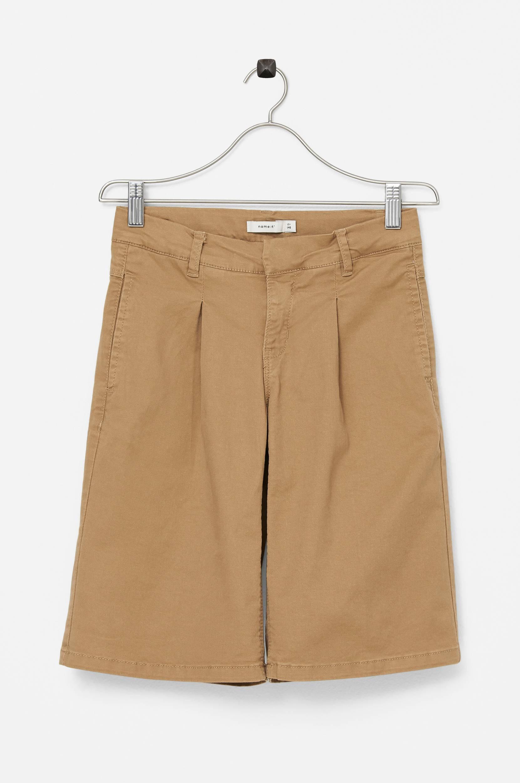 Name it - Shorts nkfRandi Twibaticka Long Shorts - Natur
