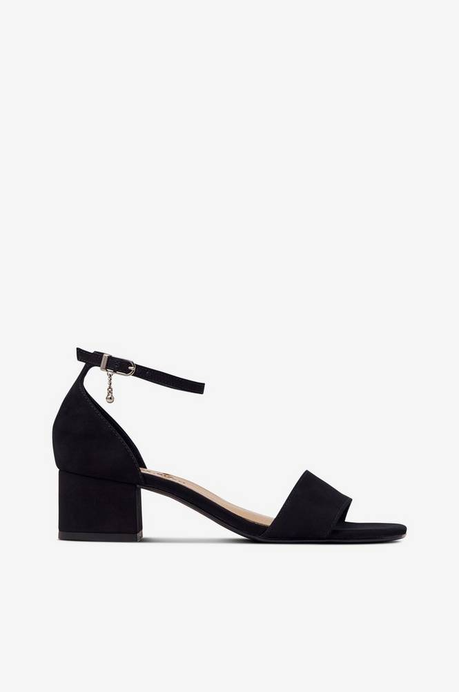 Shoe Biz Sandal Moon Low Nubuck