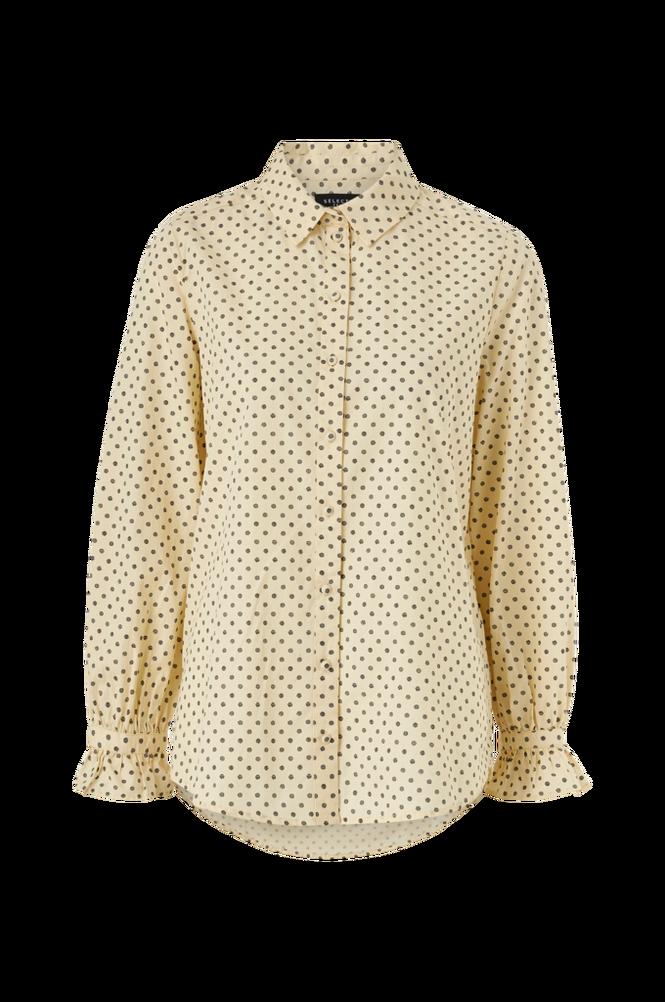 Selected Femme Skjorte slfNova LS Long Shirt