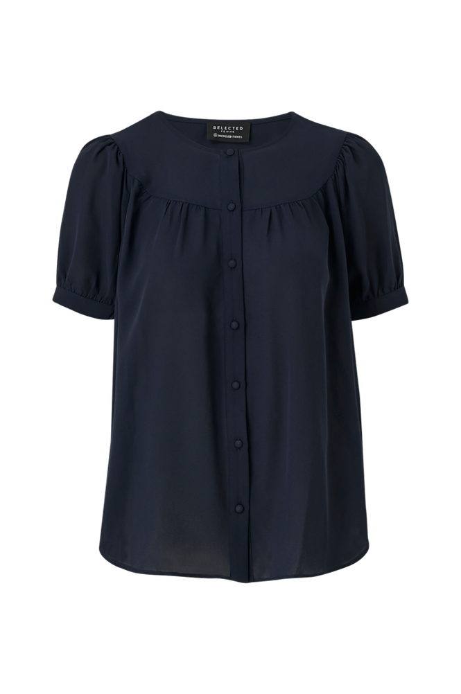 Selected Femme Bluse slfBailey SS Shirt