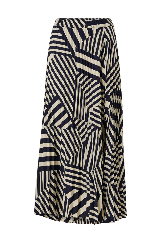 Selected Femme Nederdel slfAlexis MW Aop Midi Skirt