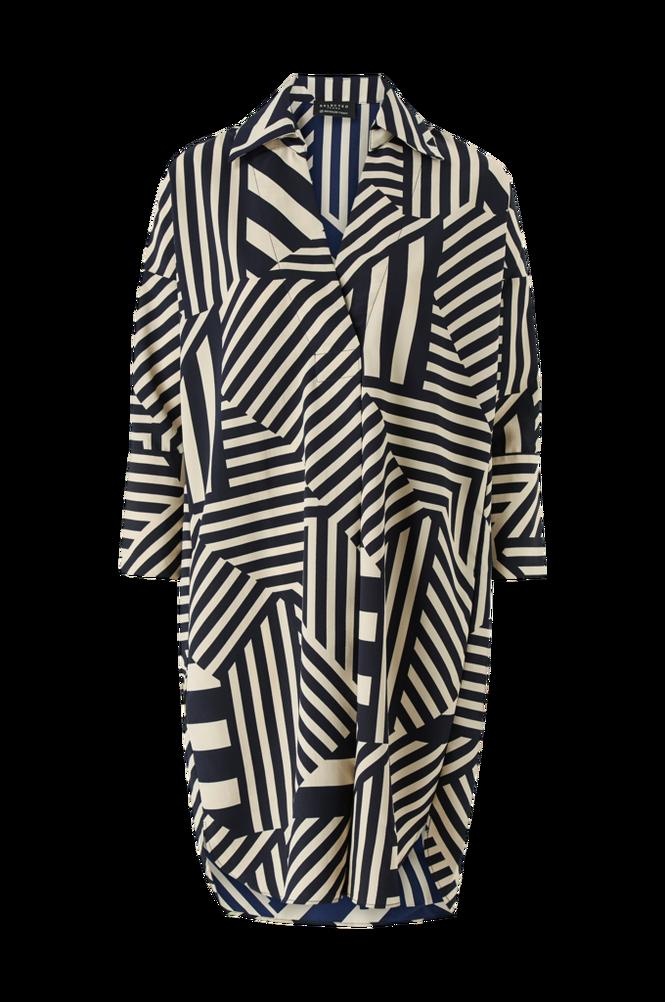 Selected Femme Kjole slfAleena-Tonia 7/8 Aop Short Dress