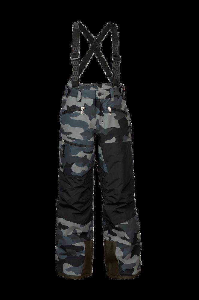 8848 Altitude Skibukser Camo Cody JR Pant