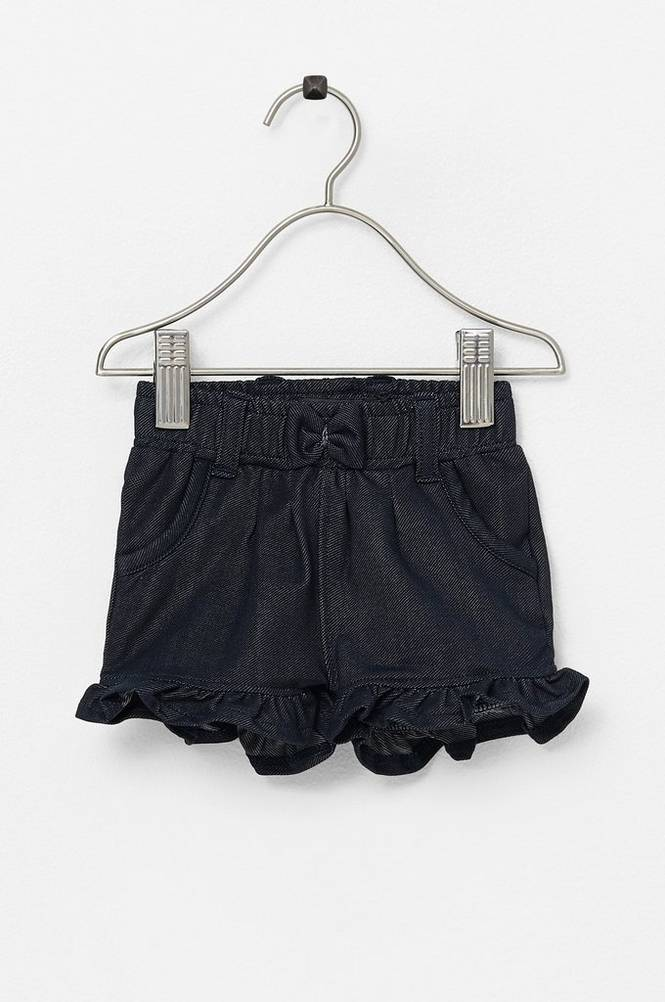 Me Too Shorts med flæser
