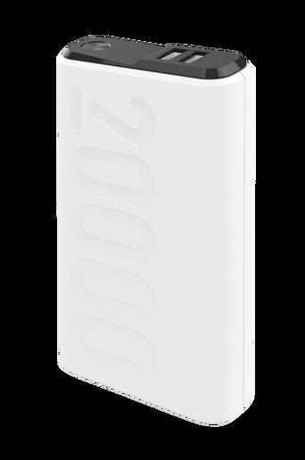 PowerBank PD 18 W 20000 mAh, valkoinen