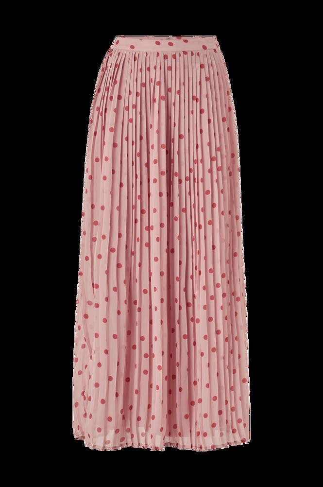 Vila Nederdel viYrsa HW Dot Maxi Skirt