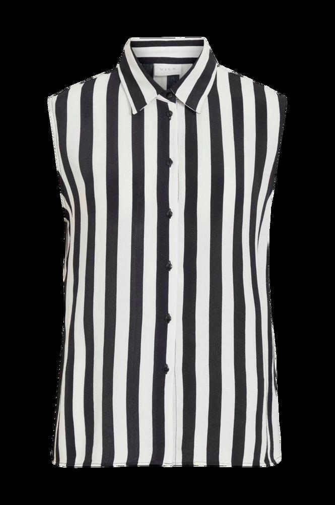 Vila Skjorte viSusassy S/L Shirt