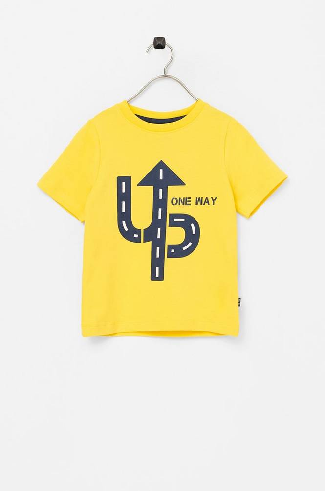 Me Too T-shirt med print foran