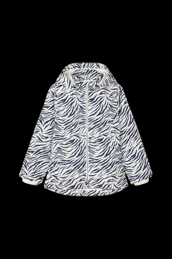 Name it Jakke nkfMaxi Jacket Zebra