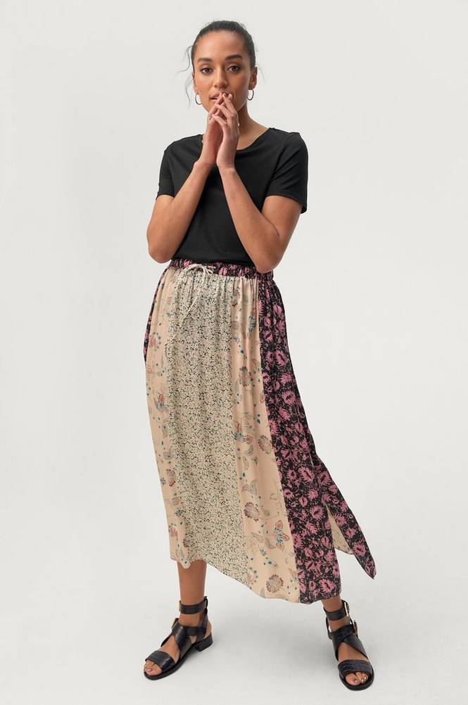 Second Female Nederdel Neomi Maxi Skirt