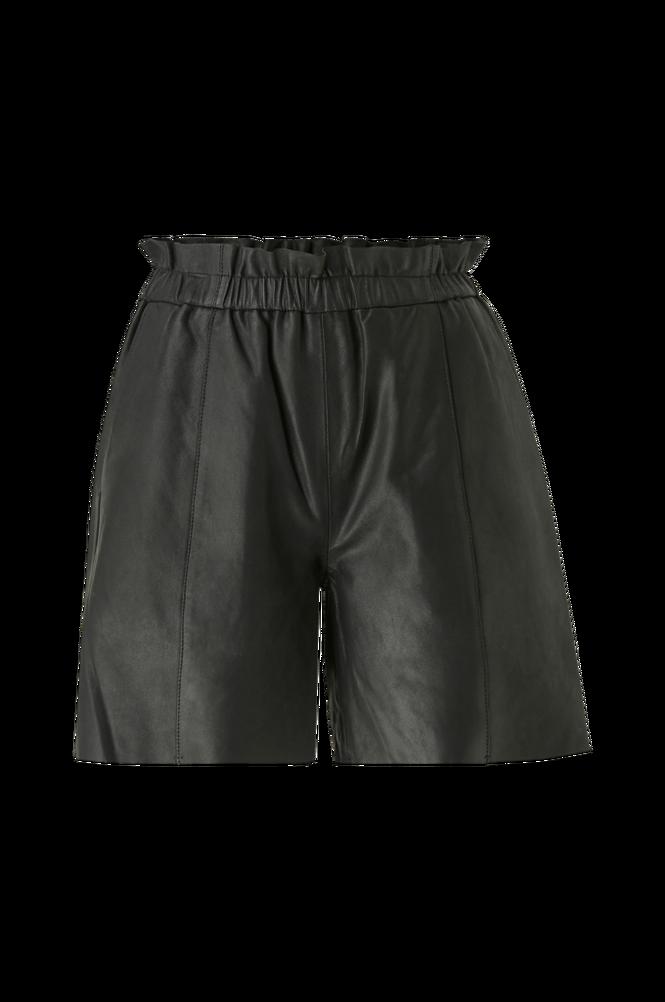 culture Skindshorts cuAlina Leather Shorts