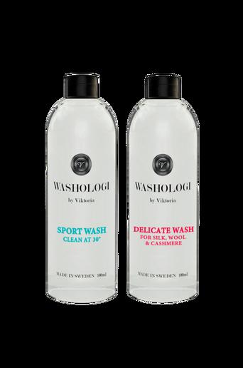 Travelkit Sport wash & Delicate wash 100 ml