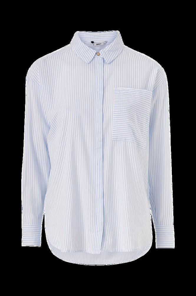 Only Skjorte onlFCarry Life L/S Shirt