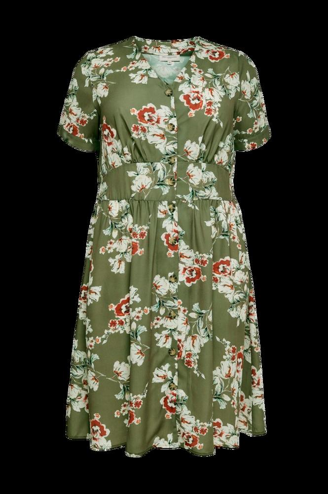 Only Carmakoma Kjole carOna SS Swift Knee Dress