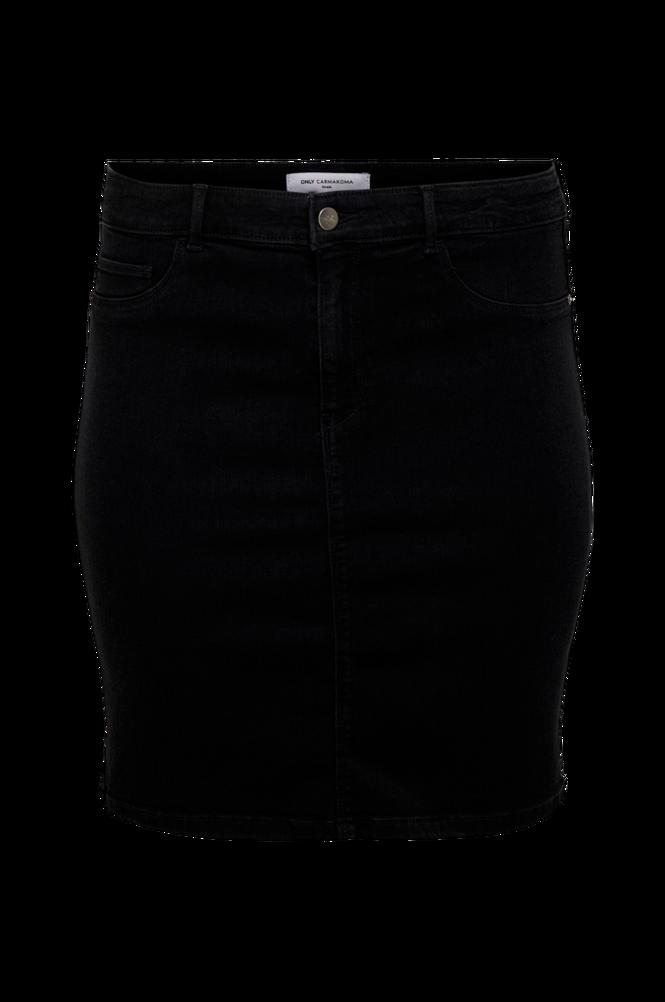 Only Carmakoma Nederdel carThunder Dnm Pencil Skirt