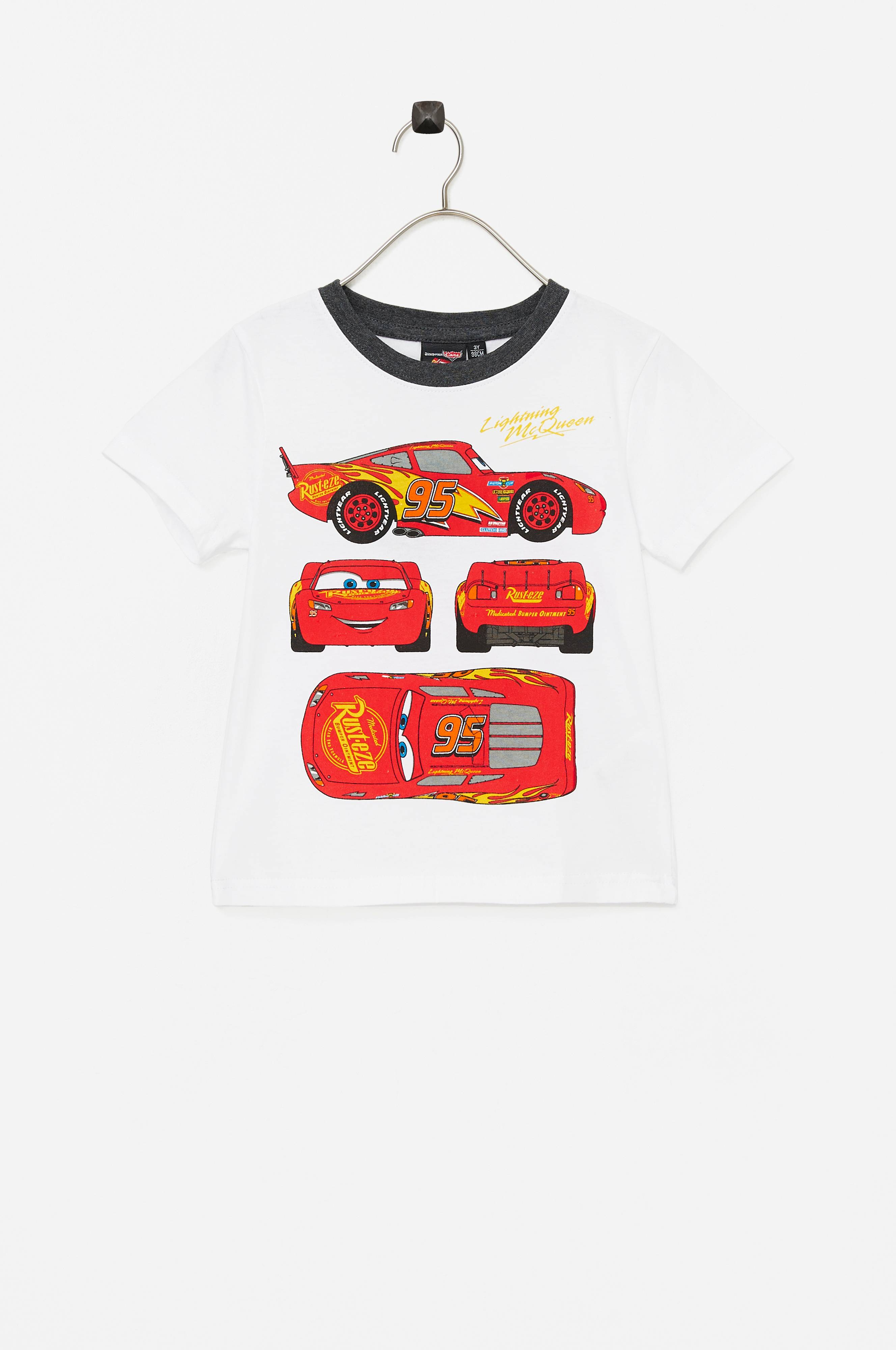 CARS Pyjamas Cars Röd Pyjamas Ellos.se