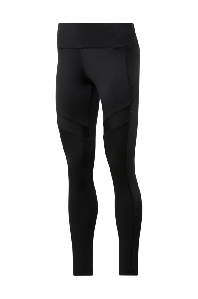 Reebok Performance Træningstights Workout Ready Mesh Tights