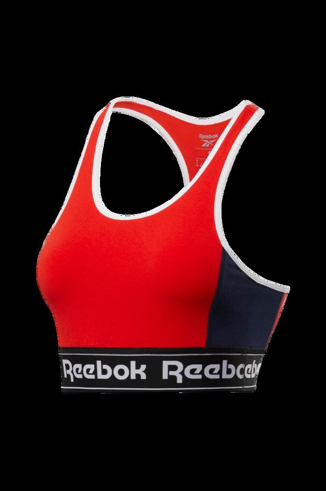 Reebok Performance Træningstop TE Linear Logo Low-Impact Bralette