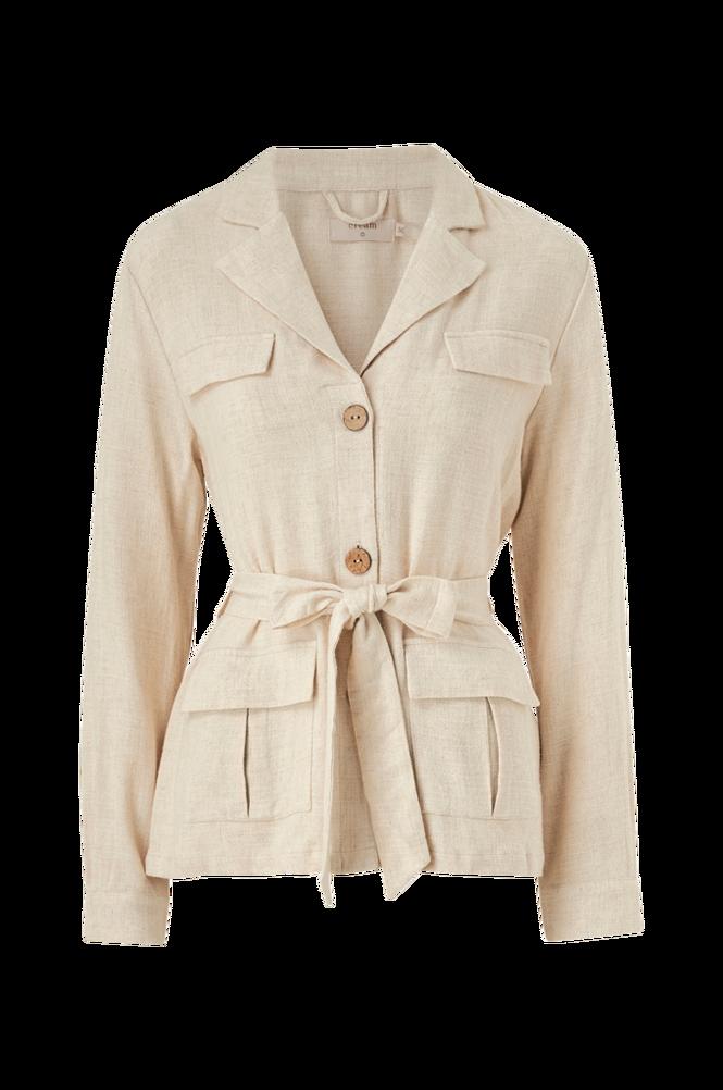 Cream Blazer ValentinaCR Jacket